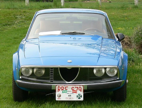 Alfa Romeo Junior Zagato 1600 # 3060184
