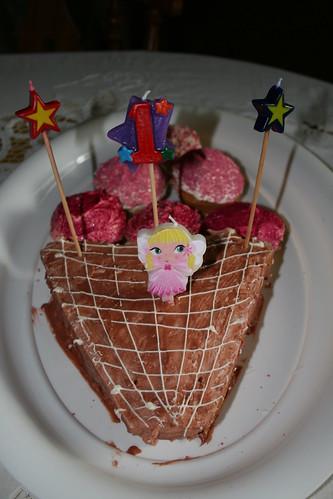 Rosie's 'Ice Cream Cone' cake