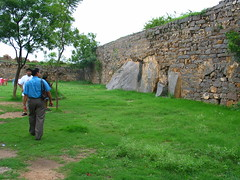 Golconda Series (notjeevan) Tags: india fort hyderabad golconda