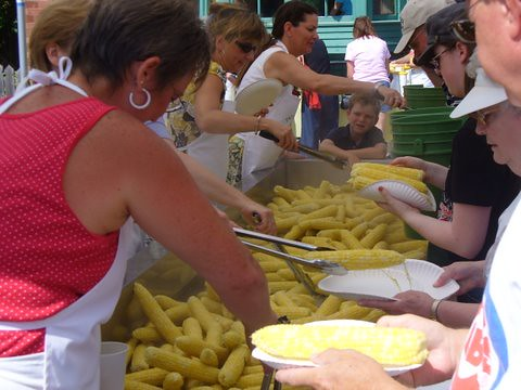 Adel Sweet Corn Festival by buffaloberry