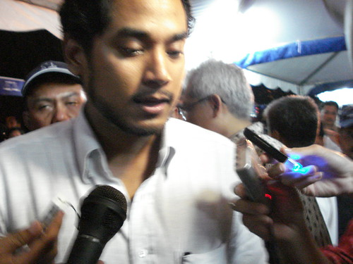 Sex scandal of khairy jamalludin