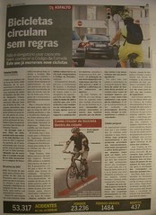 «Bicicletas circulam sem regras»