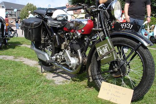 Terrot 350 HL 1931 350cc SV