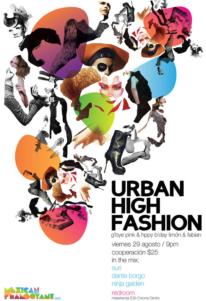 URBAN HIGH FASHION