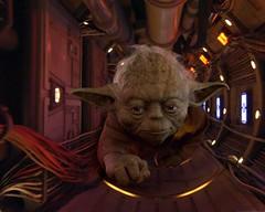 Yoda Flee