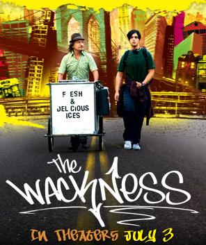 wackness poster