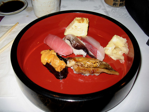 Omakase Sushi (2) - Second Round