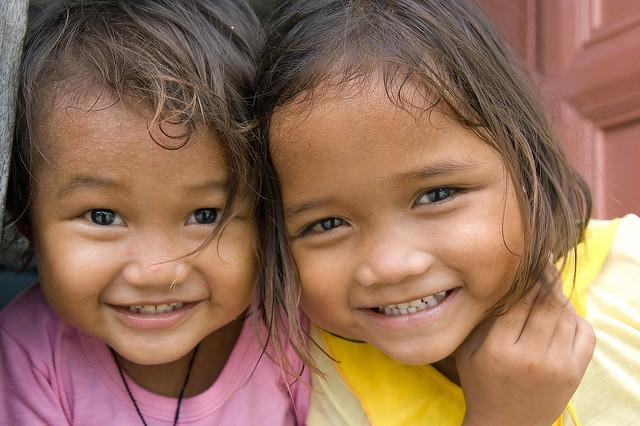 Mabul Island Children