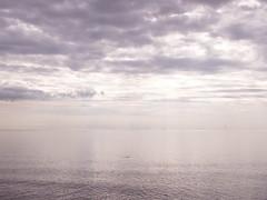 Lake Superior & Clouds (Mamluke) Tags: summer lake water minnesota clouds lago grey gris see coast aqua eau meer wasser grigio estate cloudy sommer north gray wolken lac grau superior shore northshore zomer nubes verano upnorth t nuages acqua lakesuperior  nubi leau mamluke