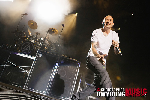 Linkin Park @ Projekt Revolution