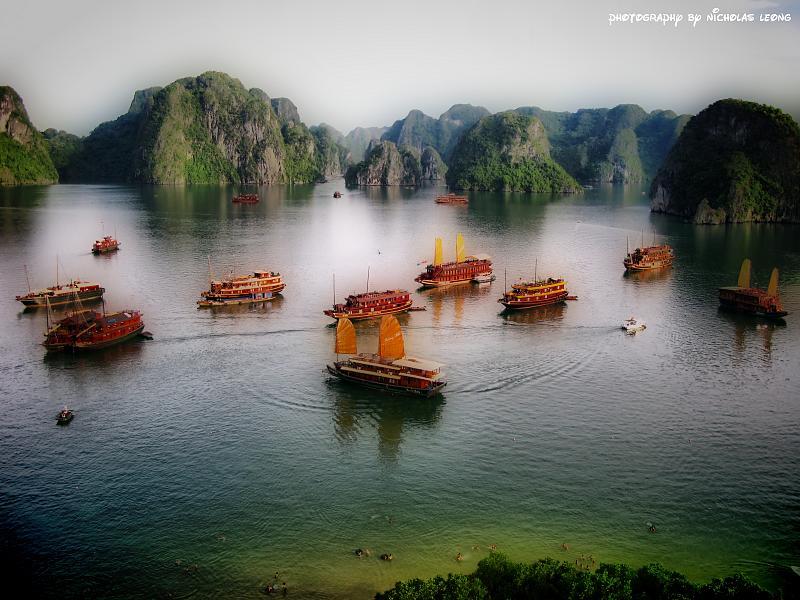 Halong Bay - Vietnam 2868372292_3f5b9c6696_o