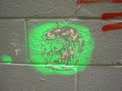 Boston Street Graffiti