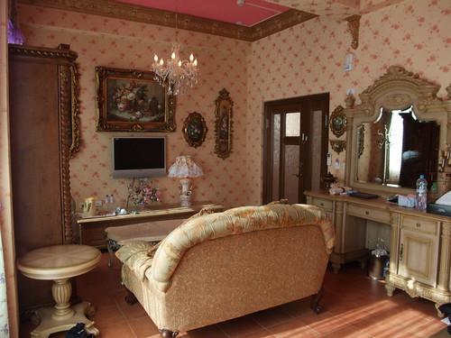 奧黛莉公爵夫人 Audrey Duchess 雙人房 @ 歐莉葉荷城堡