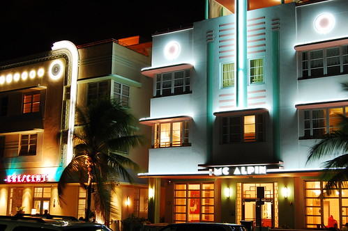 South Beach Art Deco #2