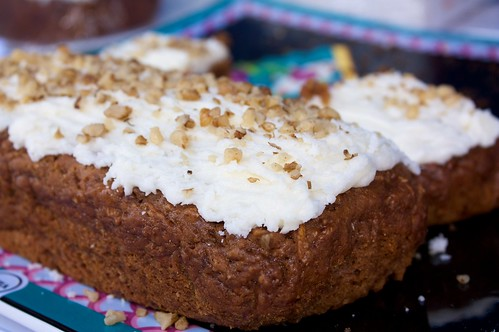 another vegan carrot cake