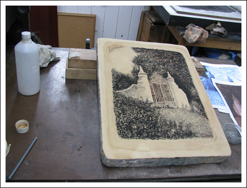 Conrad Machine Co. - Used Lithography Stones