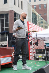 common on stage