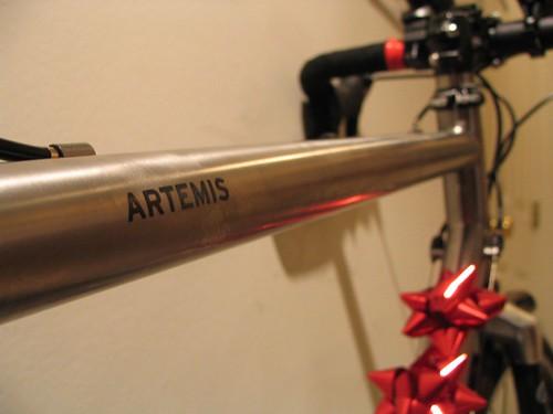 Artemis Name
