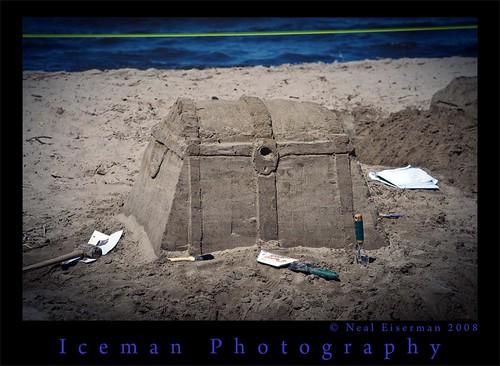 Slave Lake Open Sand Castle Championships 02