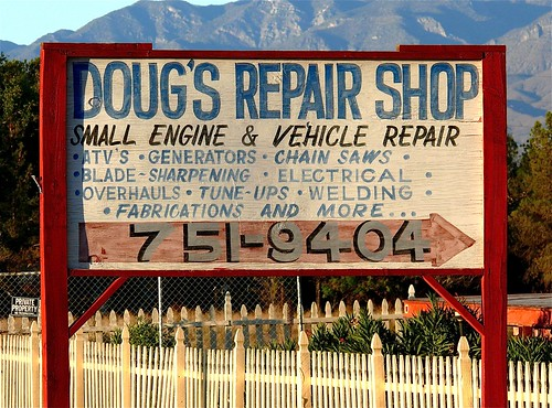 Doug's Repair Shop