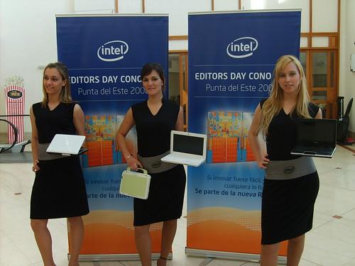 Intel Editors Day