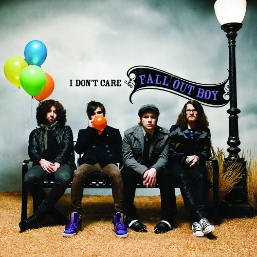 Fall Out Boy - I Don´t Care