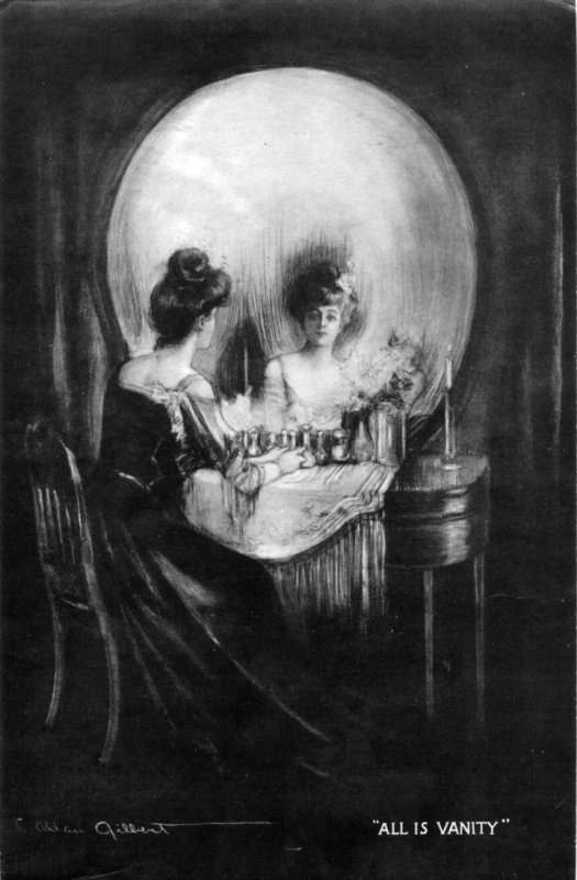 gillbert vanity