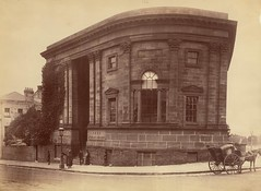 Free Public Library, corner of Bent & Macquarie Sts, Sydney, 1877 / New South Wales Government Printing Office
