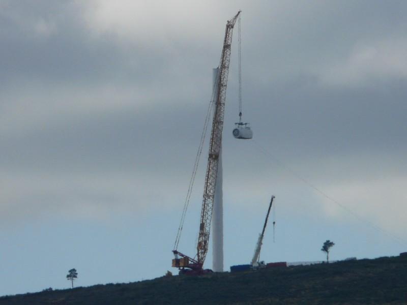 (Portugal) Construction du parc éolien du Sabugal 2973114889_086eaba990_o.jpg