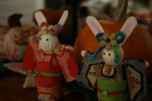 Yakult dolls
