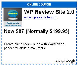 Google AdSense Ad - New?