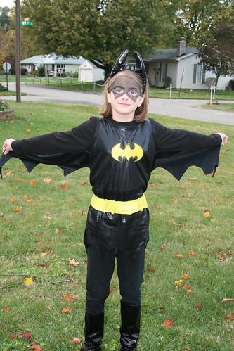 Batgirl aka Megan