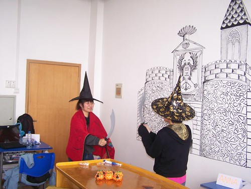 humboldt halloween: pirate witches