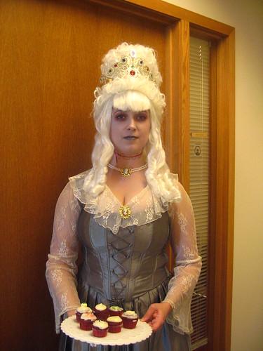 Dead queen avec cake
