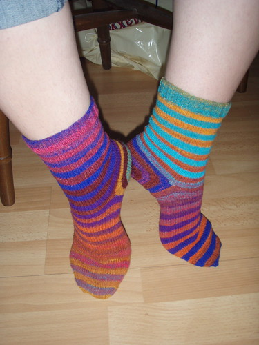 Noro Socks Tiptoe
