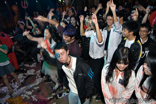 Crowd Jumping