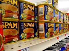 Spam on Shelves