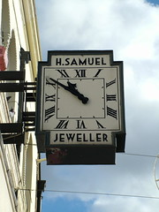 H Samuals Jewellers Ring Sizes