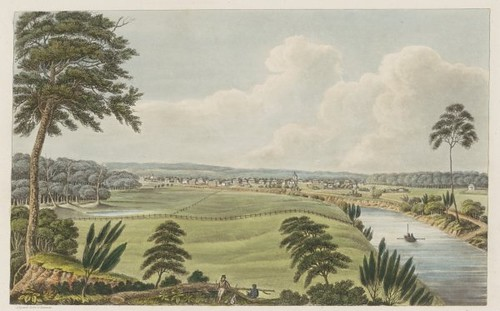 Liverpool, New South Wales 1825 (Joseph Lycett)