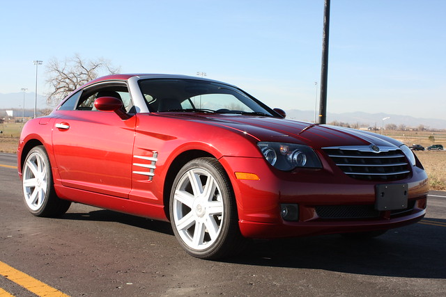 2005 chrysler crossfire 025476