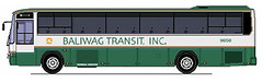 Baliwag Transit Inc. 9050 Nissan SDX (II-cocoy22-II) Tags: bus philippines transit sr inc bti sdx 9050 akr baliwag