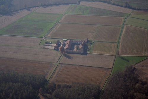 A farm near Morimondo village - Cascina Monte Oliveto