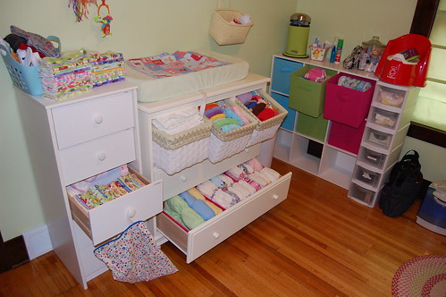 cloth diaper storage ideas videos and huge photobomb lol babycenter. Black Bedroom Furniture Sets. Home Design Ideas