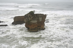 Wild (Nieuwe schoenen; ik ben er weer) Tags: sea wild nature rock waves 123canon 123nature