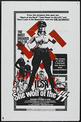 Ilsa, She Wolf of the SS (terr-bo) Tags: film movie 1975 sexploitation donedmonds dyannethorne uschidigard sandyrichman wolfgangroehmandgregknoph