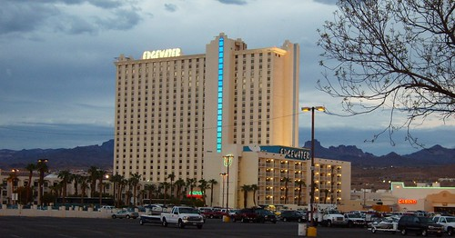 Edgewater Hotel and Casino Laughlin Nevada