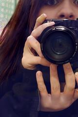 365#51. (sam desantis) Tags: november selfportrait 50mm sam 365 2008 junioryear 365project canonrebelxti wtfloserfacee