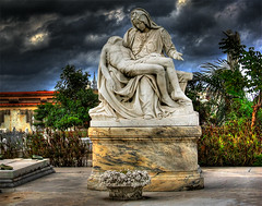Coln Cemetery in Havana, Cuba (JB Moment in Time Photography) Tags: history cemetery grave graveyard architecture amazing foto shots cuba monuments tombs hdr colon ih pieta outstanding lahabana impresionante otw supershot 5photosaday anawesomeshot aplusphoto artofimages flickrsmasterpieces highscorem coloncemeteryinhavana