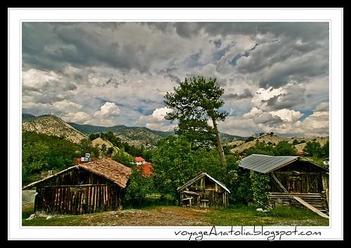 Karacasu Village by voyageAnatolia