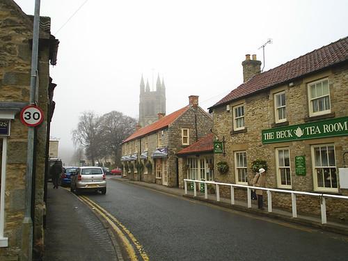 helmsley town